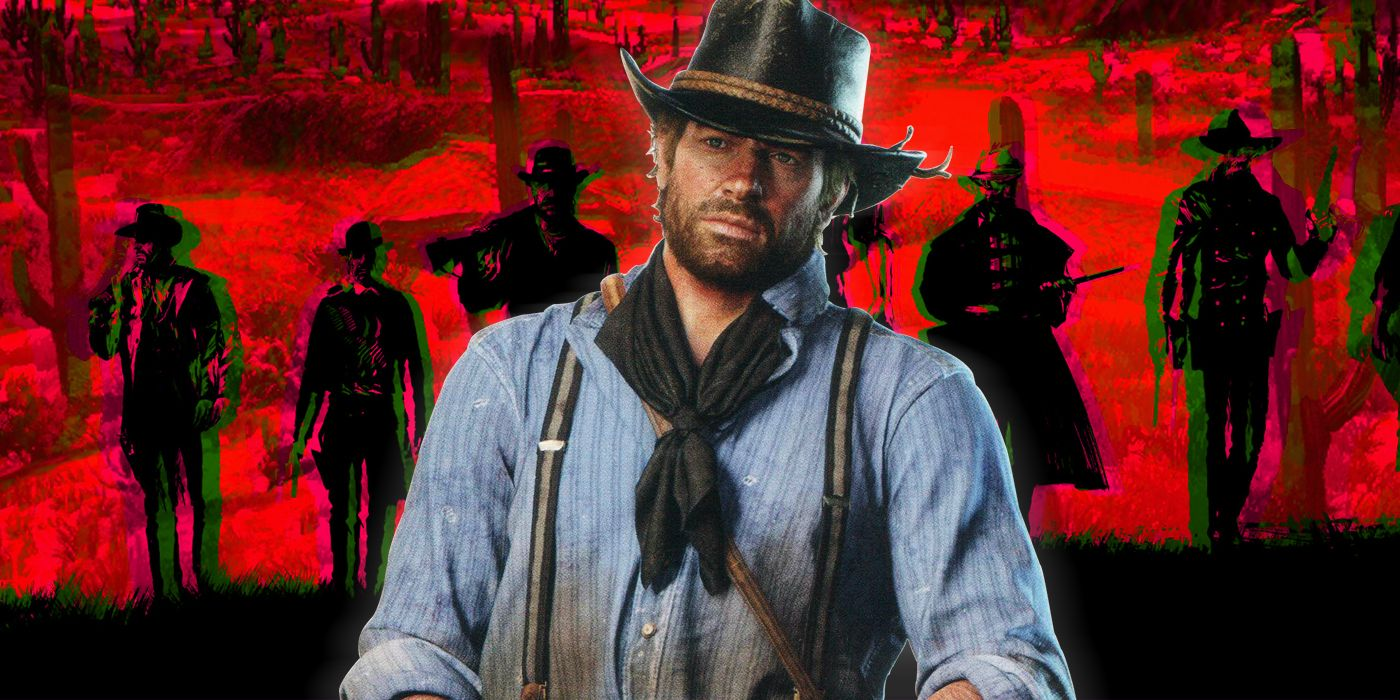 Red Dead Redemption 2 - cover