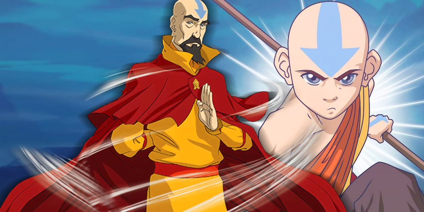Avatar: Did Tenzin Become a Stronger Airbender Than Aang?