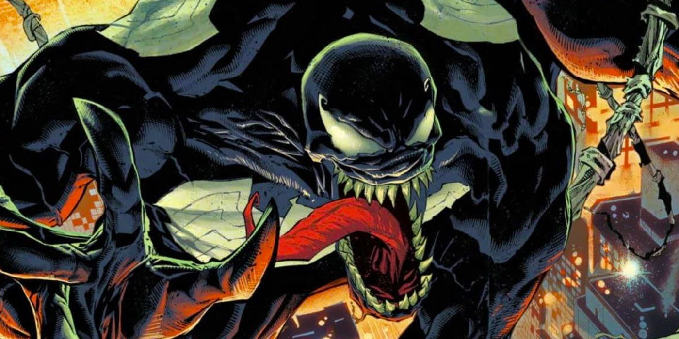 Venom Assembles the Avengers in Marvel's King in Black #1 First Look