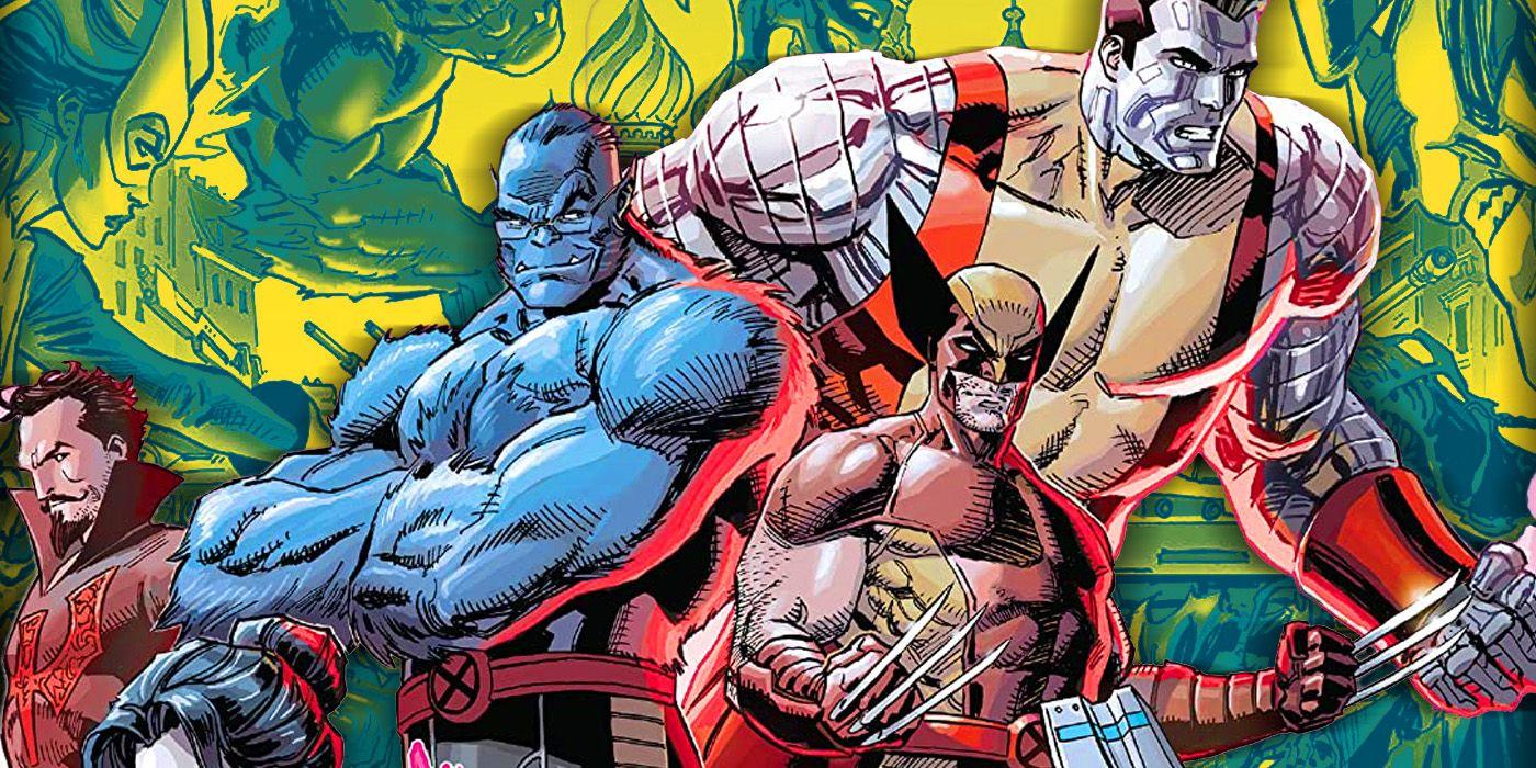 X-Men: Krakoa Is Racing Towards Marvel's BIGGEST Clone Saga