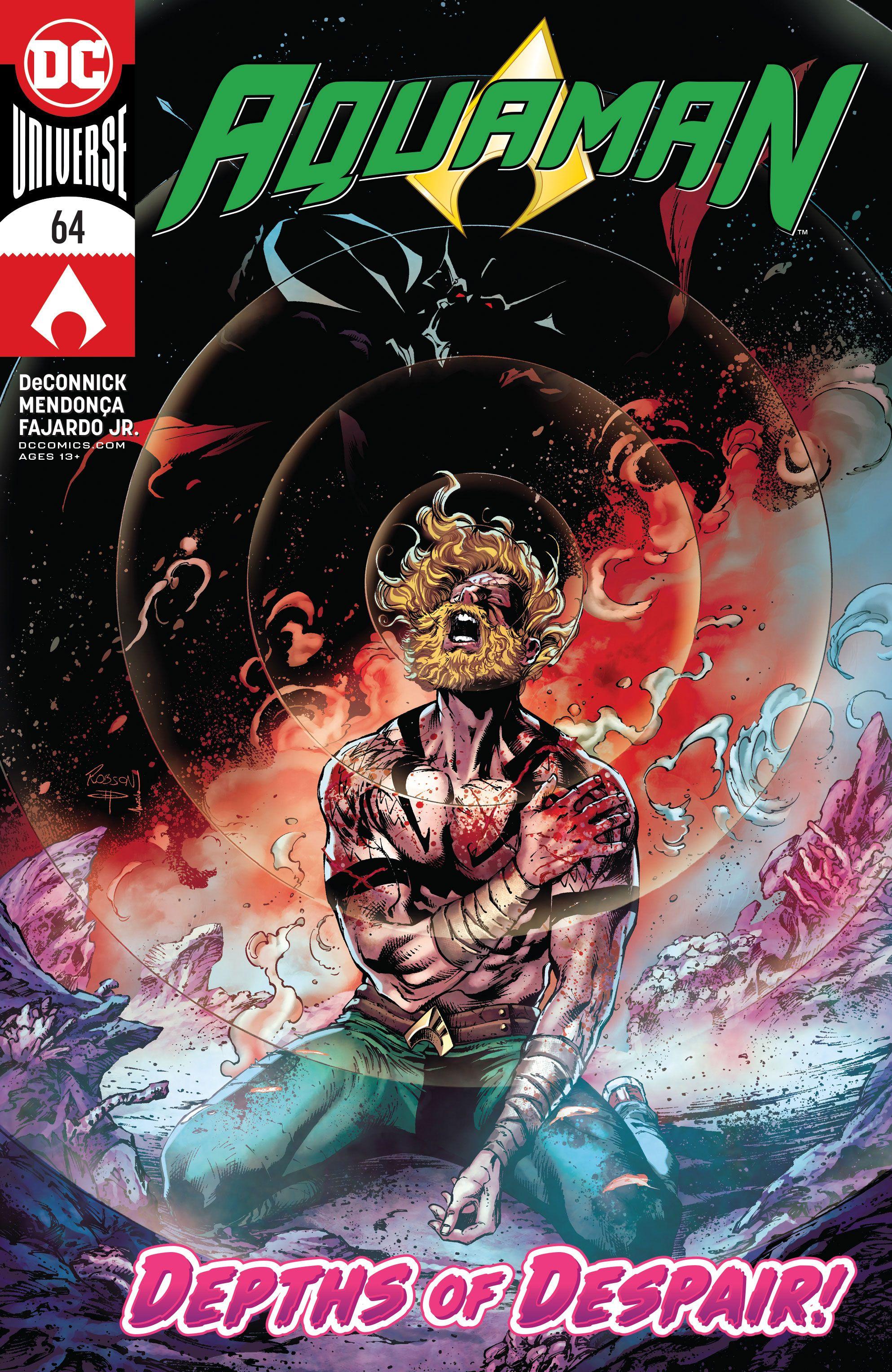 PREVIEW: Aquaman #64   CBR