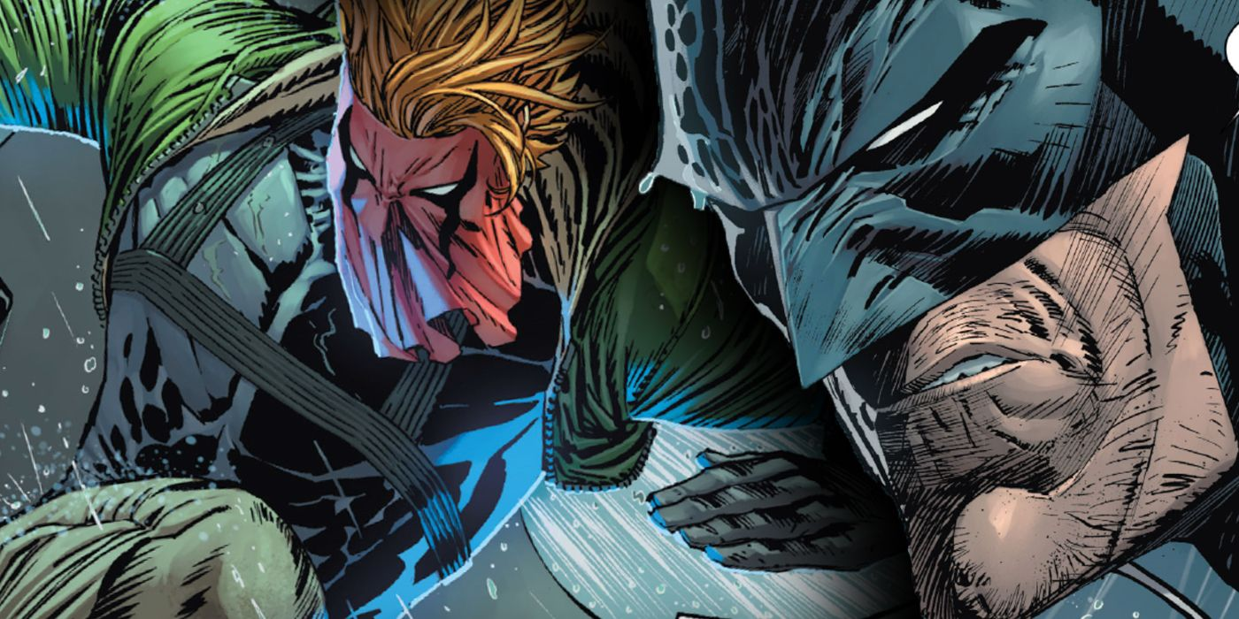 Batman Gives WildC.A.T.s' Grifter a New Role in Gotham City