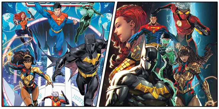 FUTURE STATE All New Justice League - 10 cosas que los fans deben saber de DC Future State