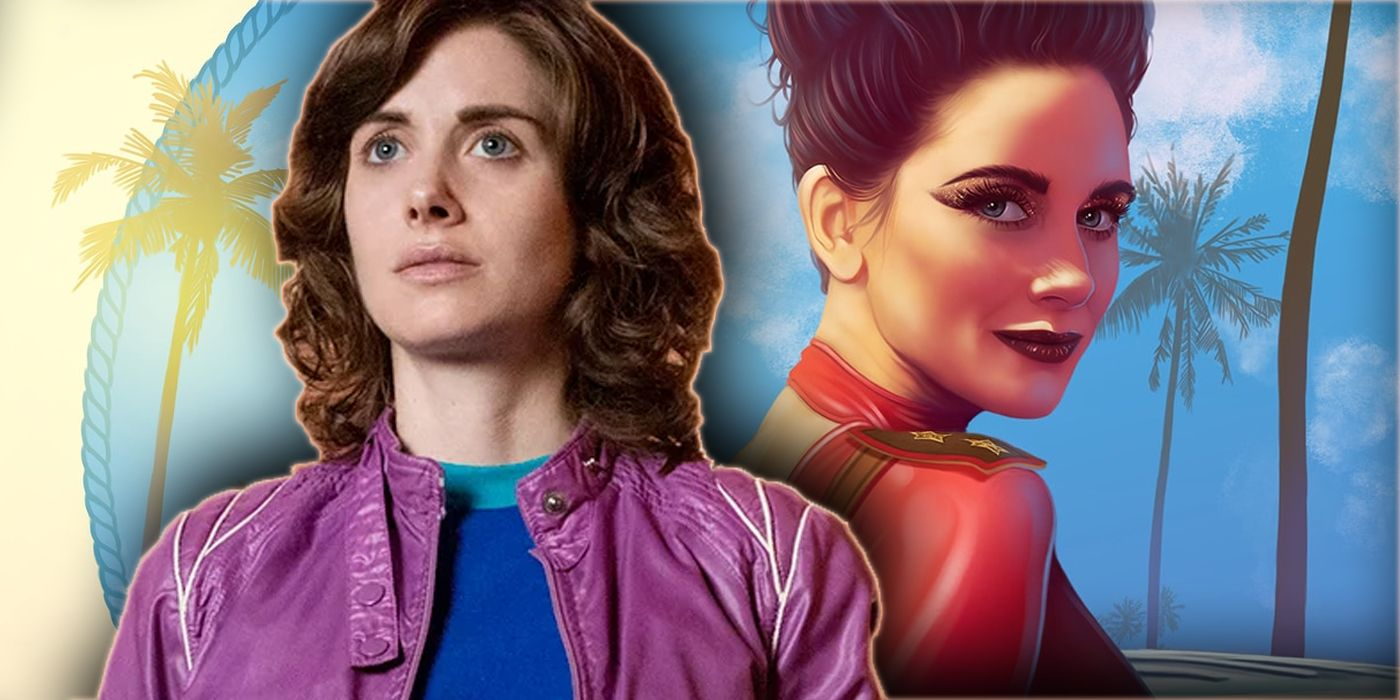GLOW: The Canceled Netflix Series Can Find a Second Life in Comics