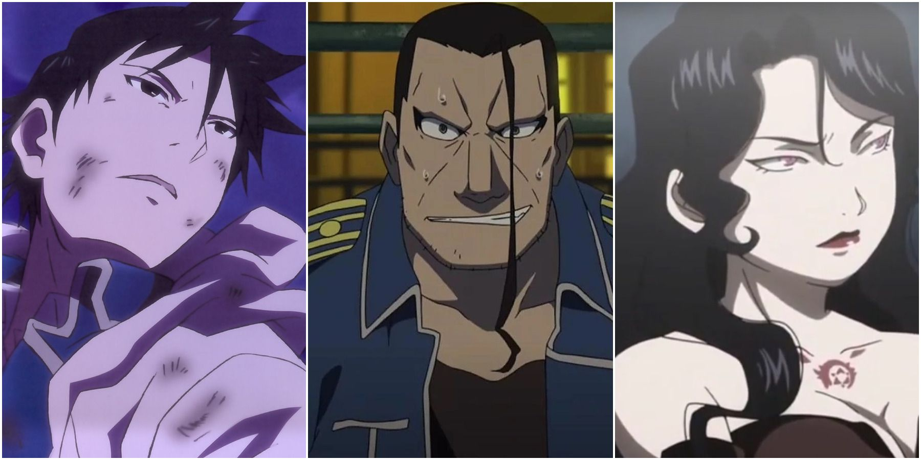 Fullmetal Alchemist: The 10 Strongest Characters At the ...