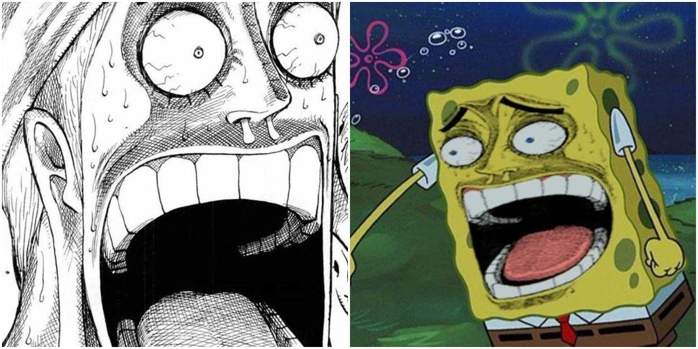 One Piece: The 10 Best Enel Face Memes   CBR