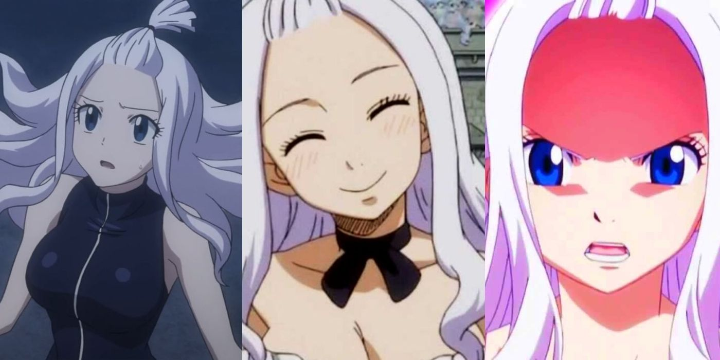 Fairy Tail 10 Things You Didn T Know About Mirajane Cbr Fairy tail ova (2016)хвост феи ova 2. fairy tail 10 things you didn t know