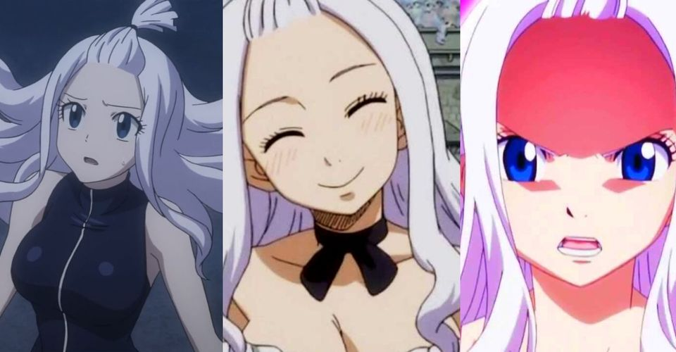 Fairy Tail 10 Things You Didn T Know About Mirajane Cbr  people who use the emojis are either hinata stans or massive bottoms. fairy tail 10 things you didn t know