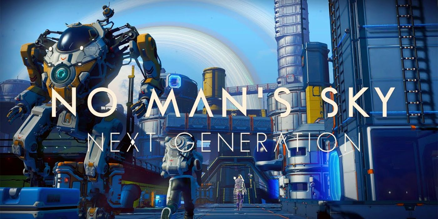 No Man's Sky Is Coming to Next-Gen, But Will It Ever REALLY Find an Audience?