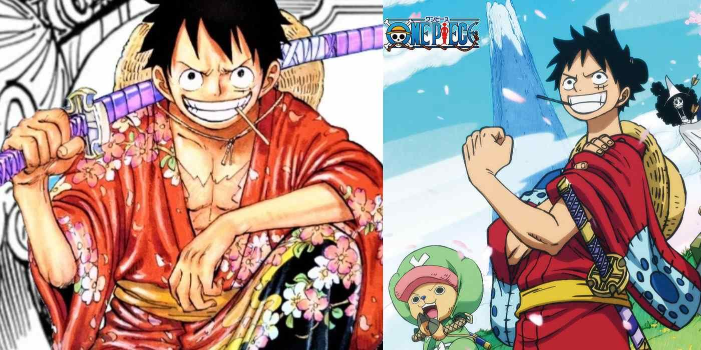 One Piece: 5 Reasons Why You Should Watch The Anime (& 5