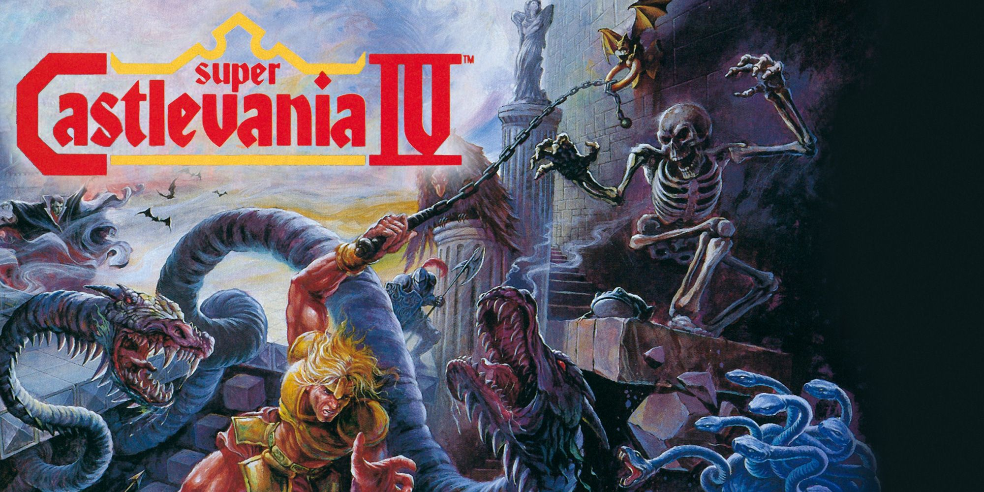 Todos os jogos Castlevania classificados de acordo com Metacritic 7