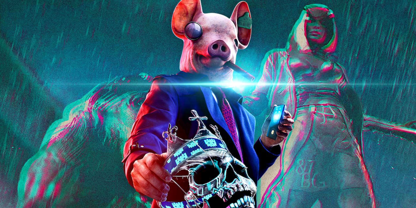 Watch Dogs Legion Is Crossing Over With Assassin S Creed But There S A Catch