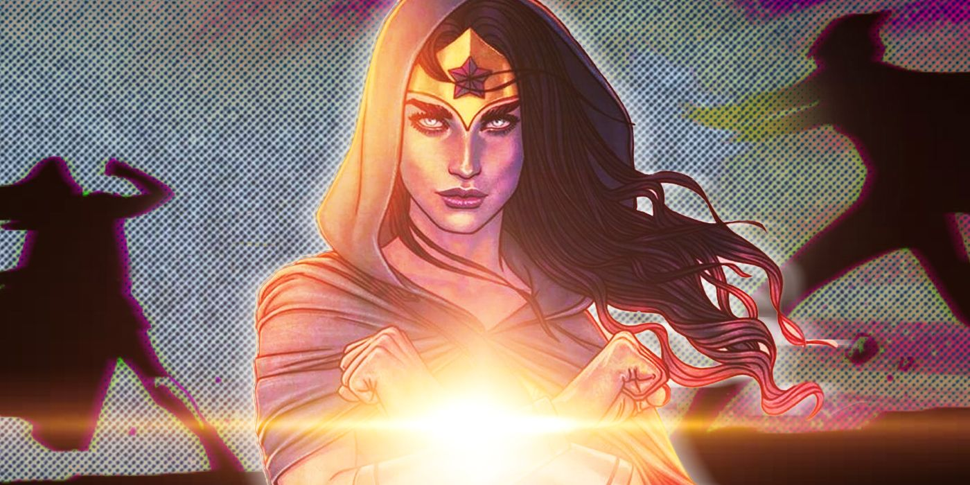 Wonder Woman Just Became DC's Newest... Exorcist?!