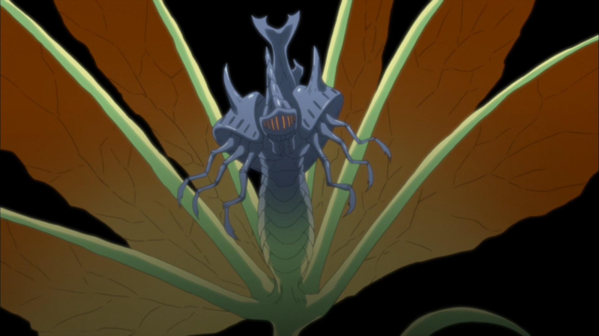 Naruto: As 9 Bestas com Caudas: Classificado do mais fraco ao mais forte 7