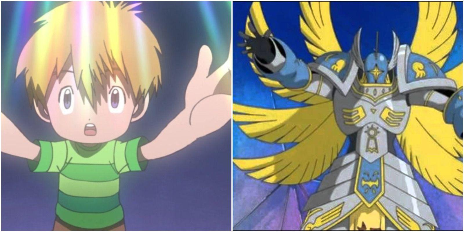 Digimon Adventure: Every Digi-Destinados e seu parceiro da mais forte digivolução 4
