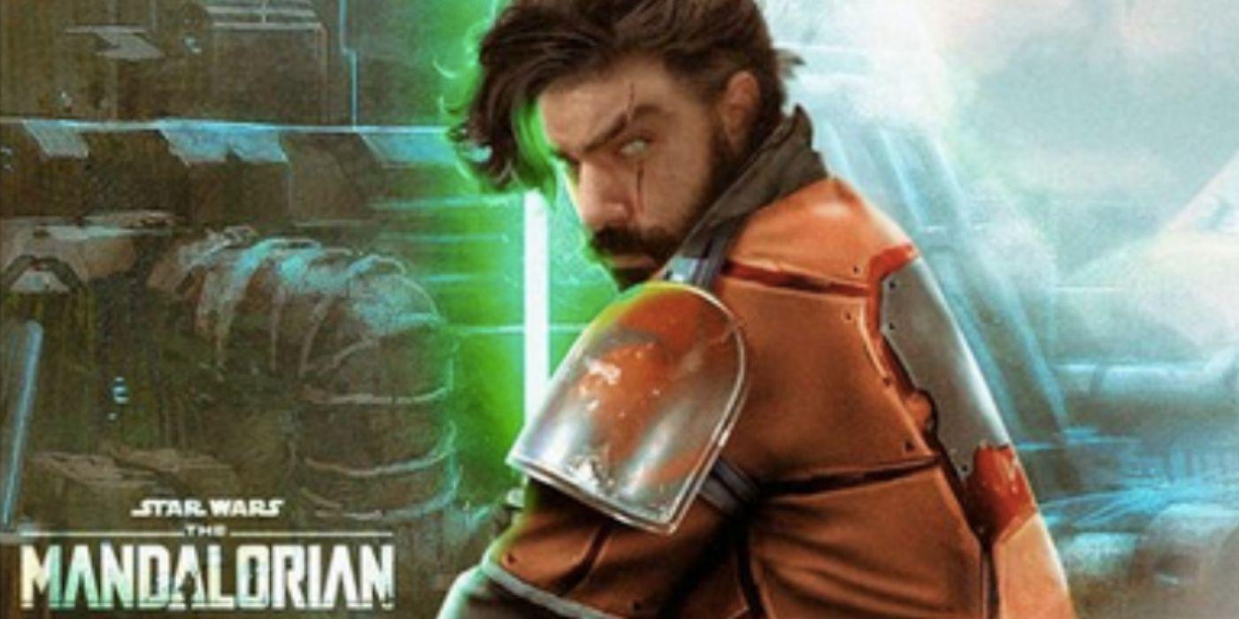 Rahul Kohli Cast as Ezra Bridger in...