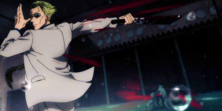 Jujutsu Kaisen: la capacidad de Mahito de manipular el cuerpo y la mente de la gente .