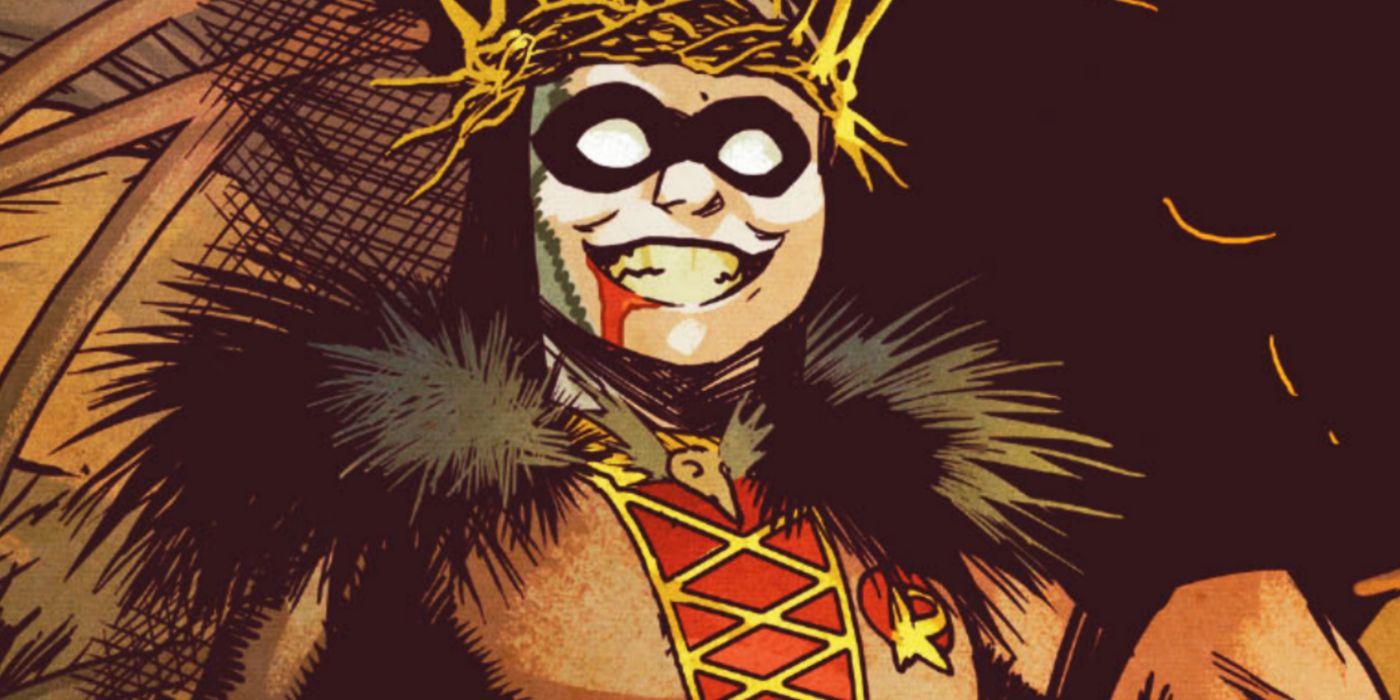 Death Metal: The Robin King Teases the Dark Multiverse's DARKEST DC Heroes