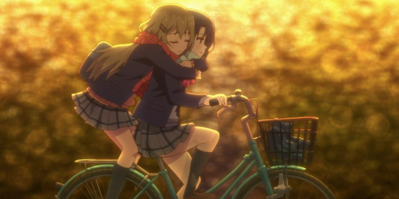 Adachi & Shimamura: Tarumi's Arrival Has Shimamura Thinking Hard - About Adachi