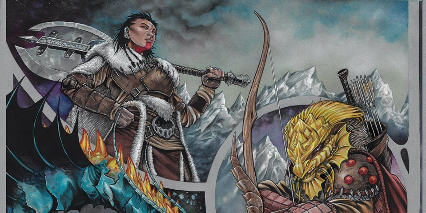 Dungeons & Dragons at the Spine of the World Returns to the Icewind Dale