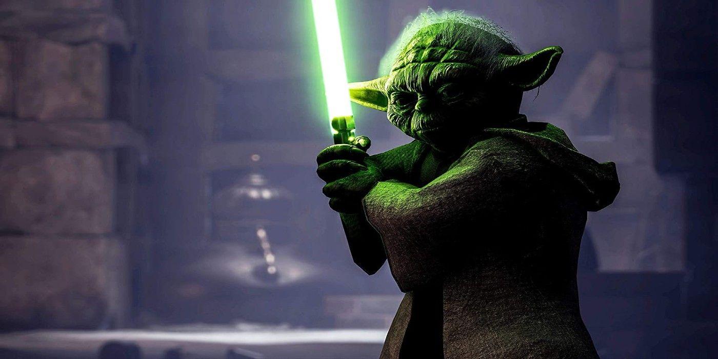 Star Wars Theory: Yoda Wasn't an EXILE on Dagobah - He Was Its Apex Predator