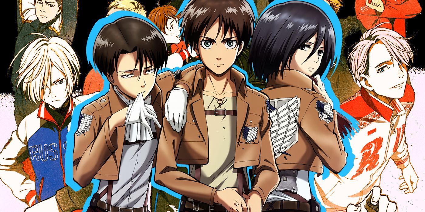 From Attack On Titan To Yuri On Ice 9 Anime With Long Gaps Between Releases
