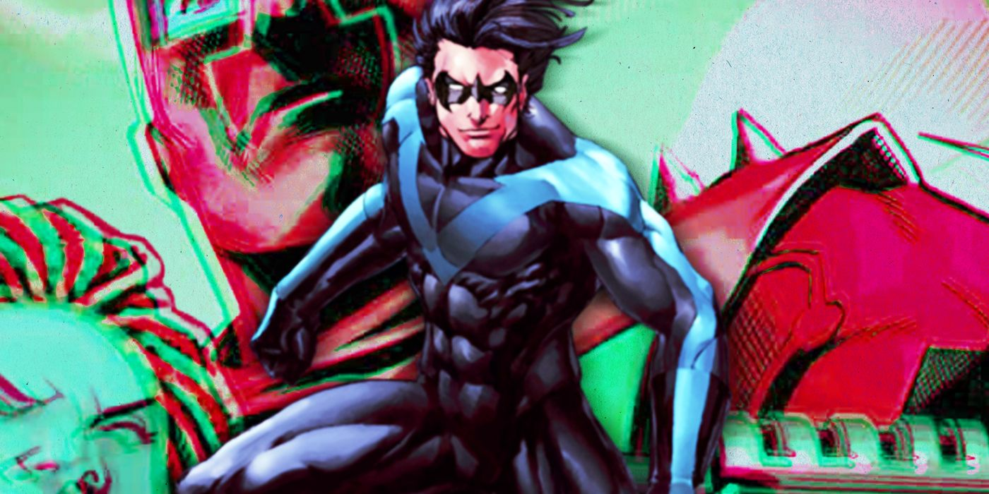 Nightwing Just Saved the DC Universe's DEADLIEST Assassin