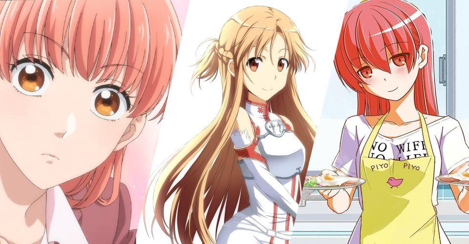 10 Best Romance Anime That Aren't Set In School   CBR