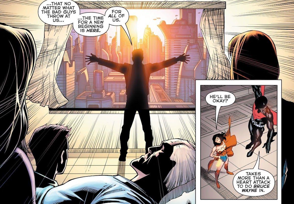 O vilão NASTIEST do Batman Beyond muda a vida de Bruce Wayne para sempre 2
