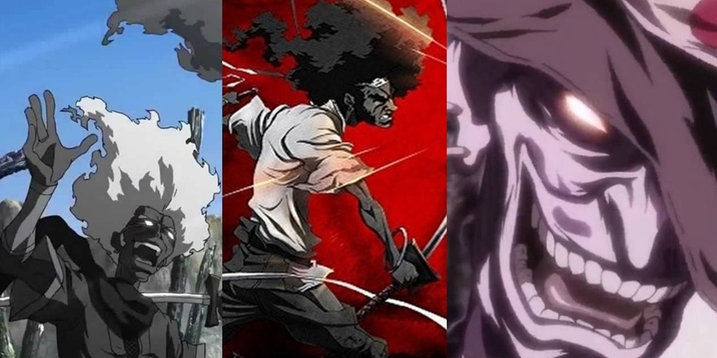 Afro Samurai 10 Best Quotes From The Franchise Ranked Cbr