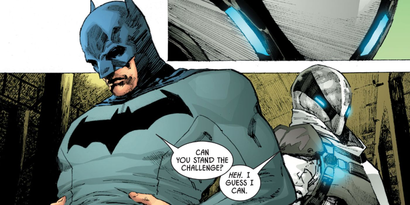 O Rival MAIS ANTIGO do Batman poderia ser o novo ... ALFRED ?! 1