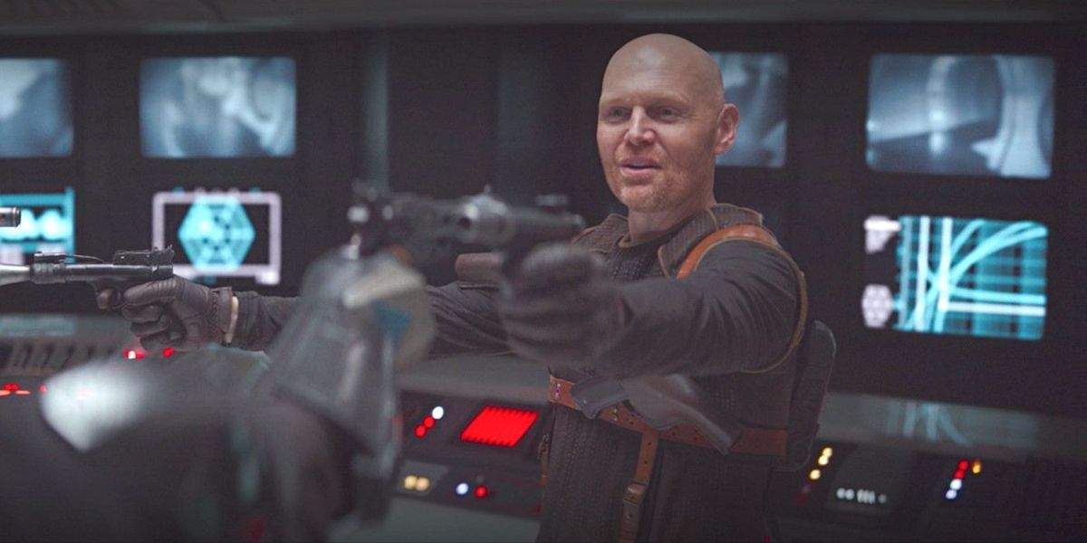 The Mandalorian: Mayfeld Deserves a Spot on Rangers of the New Republic Spinoff