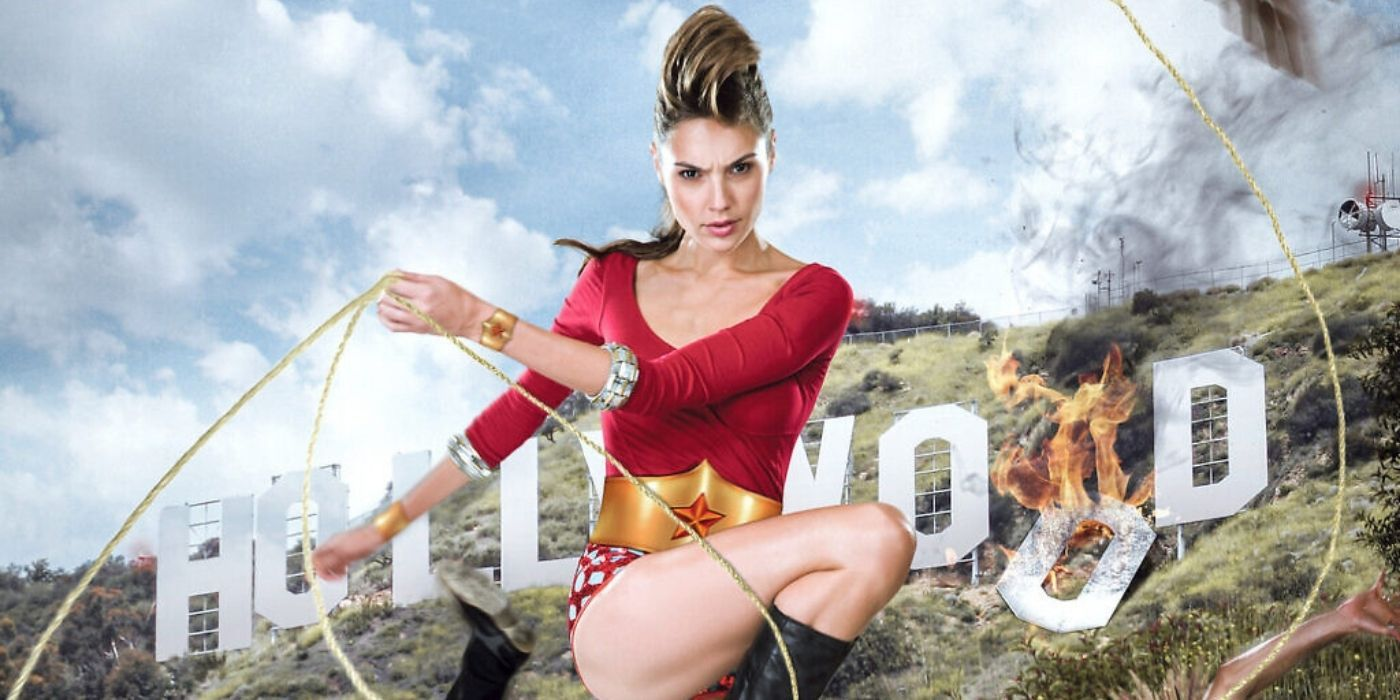Photo Shoot Imagined Gal Gadot as Wonder Woman Before First Film