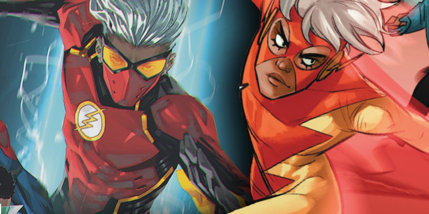 The Flash Family's Newest Member Has a Huge Role in DC's New Reality