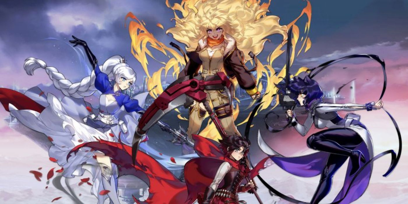 Is Rwby An Anime 9 Other Questions About The Show Answered