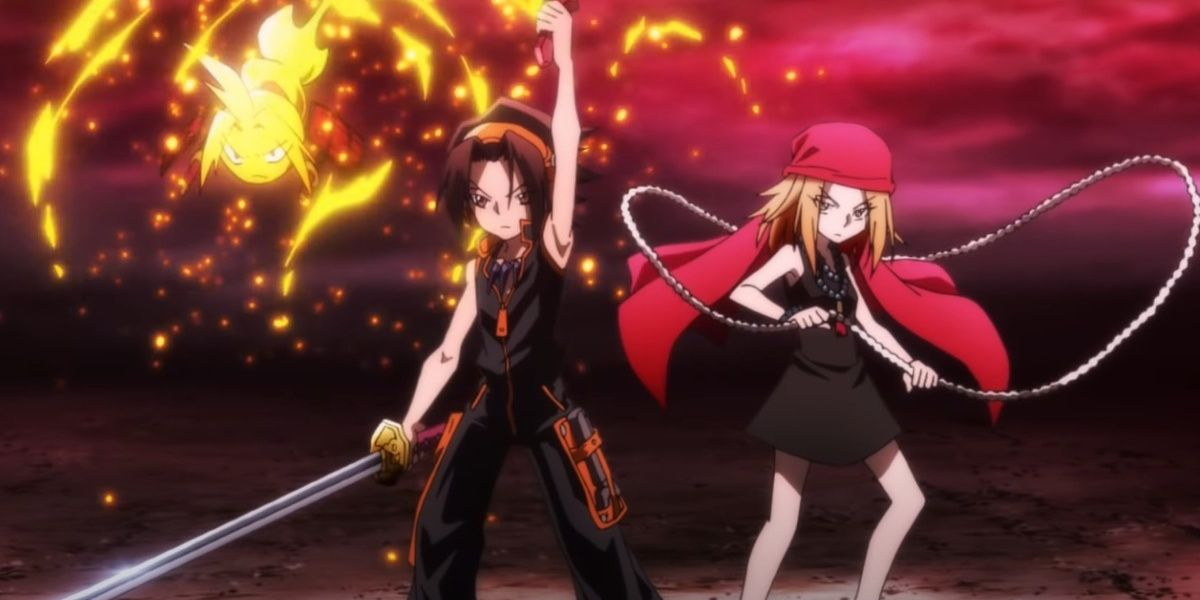 Shaman King's Reboot é o Fullmetal Alchemist do Anime: Brotherhood 1