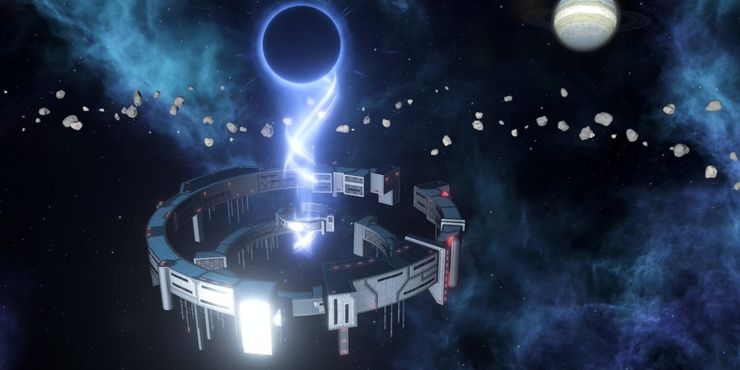 Stellaris The Megastructures Ranked From Worst To Best Cbr Being the smart person in the galaxy can be lonely sometimes. stellaris the megastructures ranked