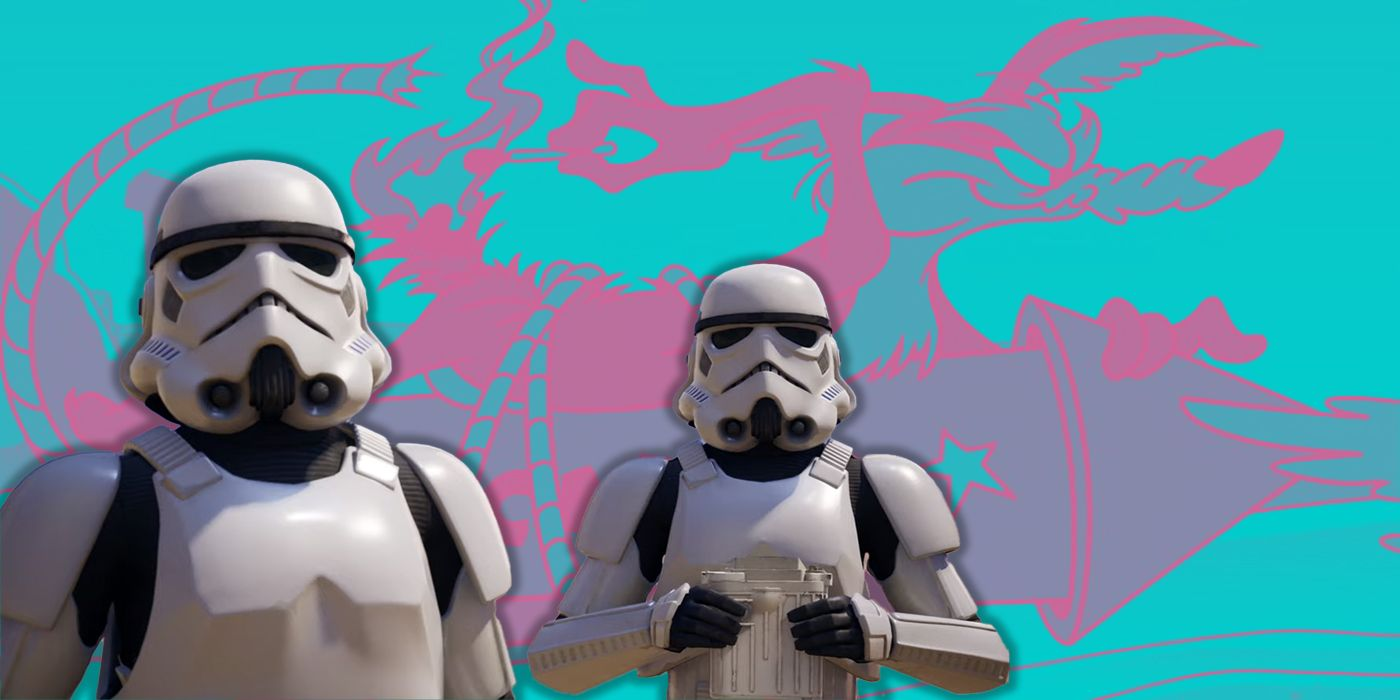 Ezra Took Out Two Stormtroopers Looney Tunes Style In Star Wars Rebels