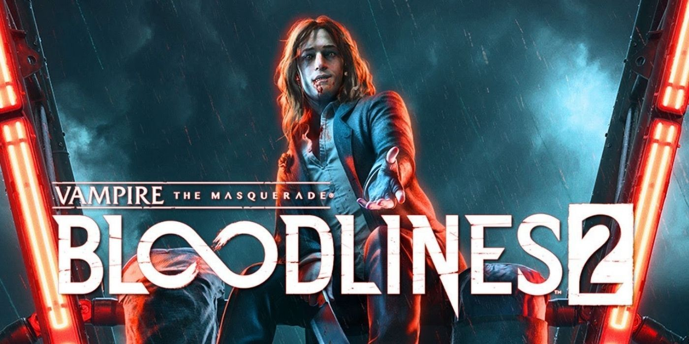 Vampire The Masquerade Header - Vampire: The Masquerade - Bloodlines 2 Likely Ready in 2021