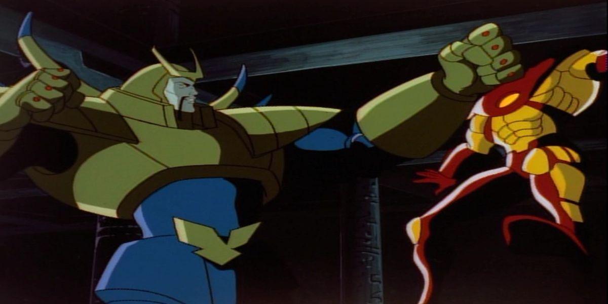 O Homem de Ferro de 1994 PROVOU que a maior ameaça do Mandarim era ... MODOK ?! 2