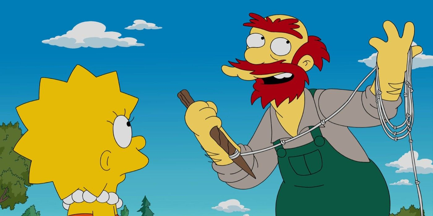 The Simpsons: Groundskeeper Willie MAY Be a Serial Killer | CBR