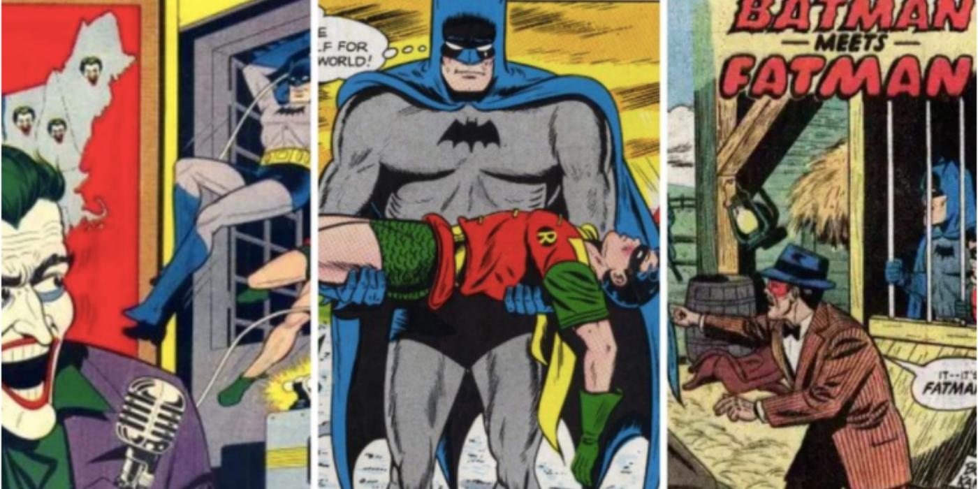 Batman: Every Comic Referenced In Three Jokers