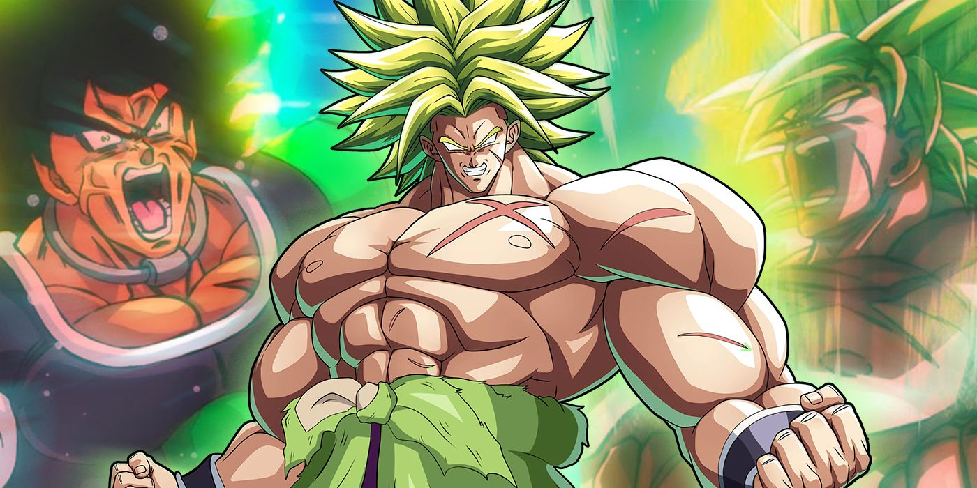 Dragon Ball: 5 Weird Secrets About Broly's Body | CBR