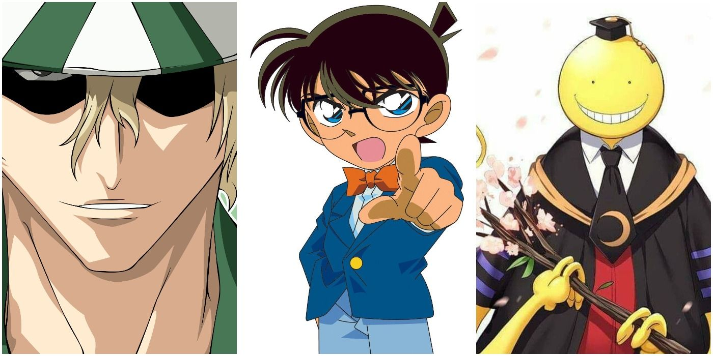 Case Closed 5 Anime Characters Smarter Than Detective Conan 5 He Could Outsmart