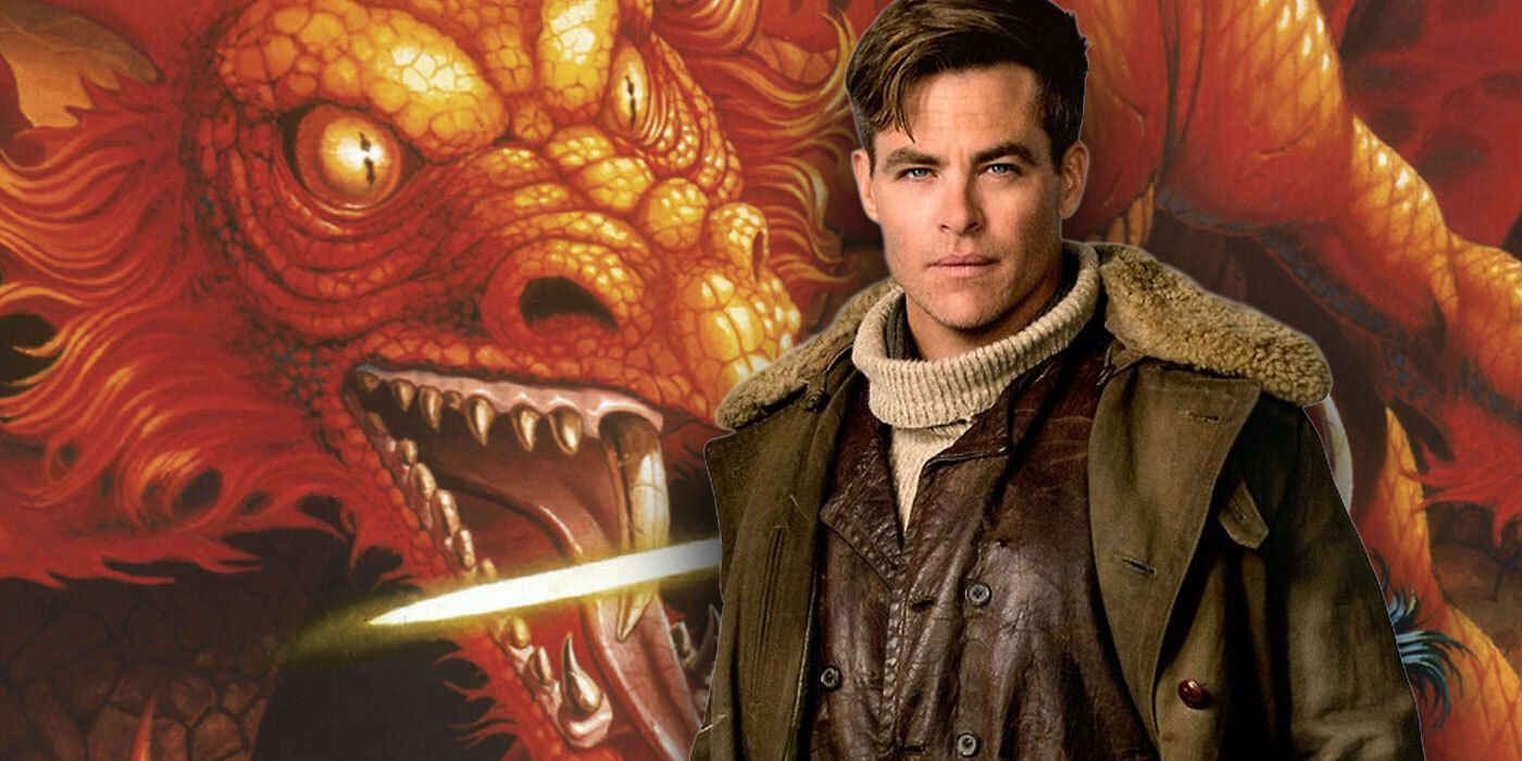 Chris Pine to Star in Dungeons & Dragons Movie | CBR