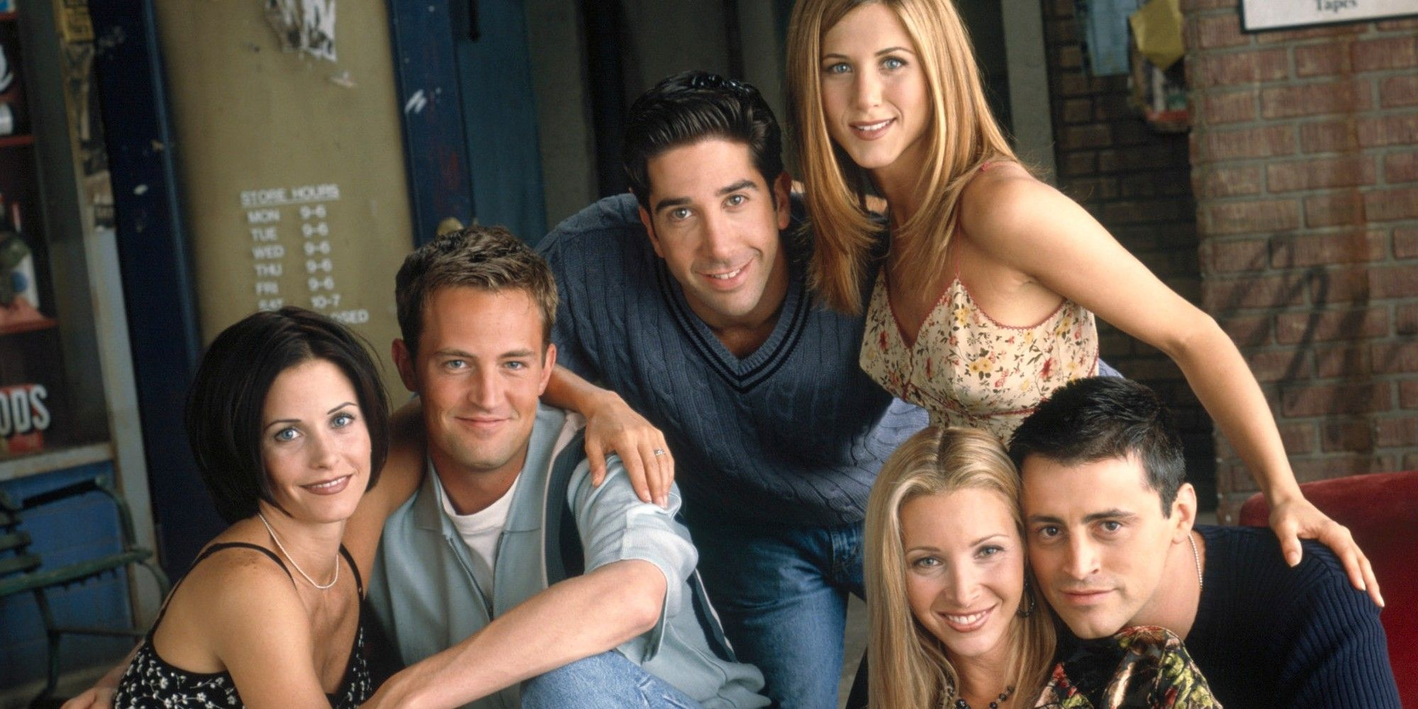 Friends Theory: The Characters Represent the Seven Deadly Sins