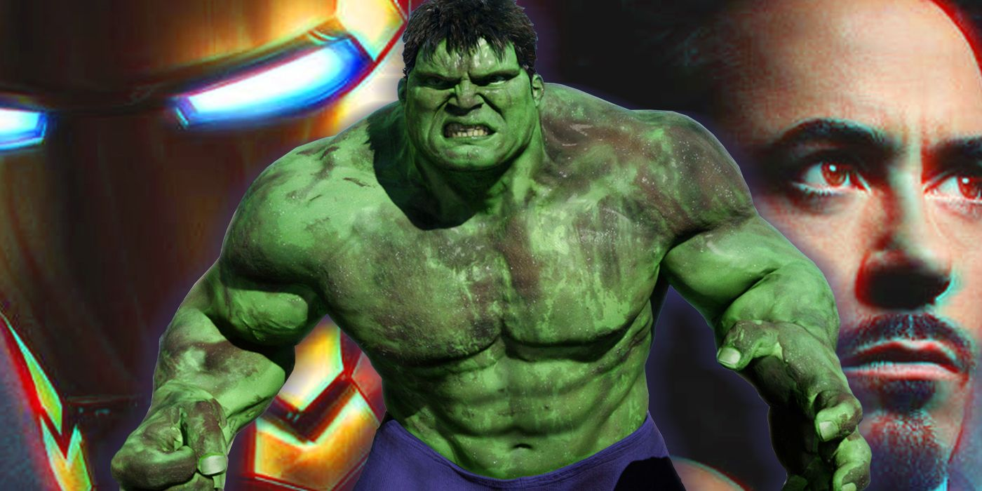 Ang Lee's Hulk Used Iron Man's BEST Trick Before the MCU | CBR