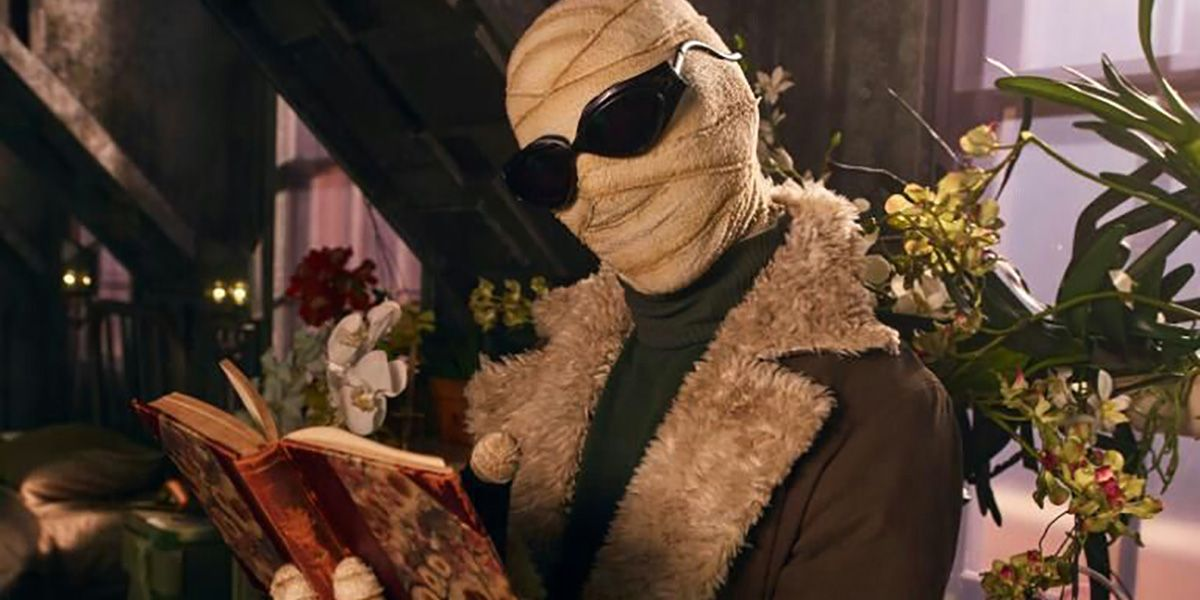 EXCLUSIVE: Doom Patrol Season 2 Featurette Offers a New Look at Larry Trainor