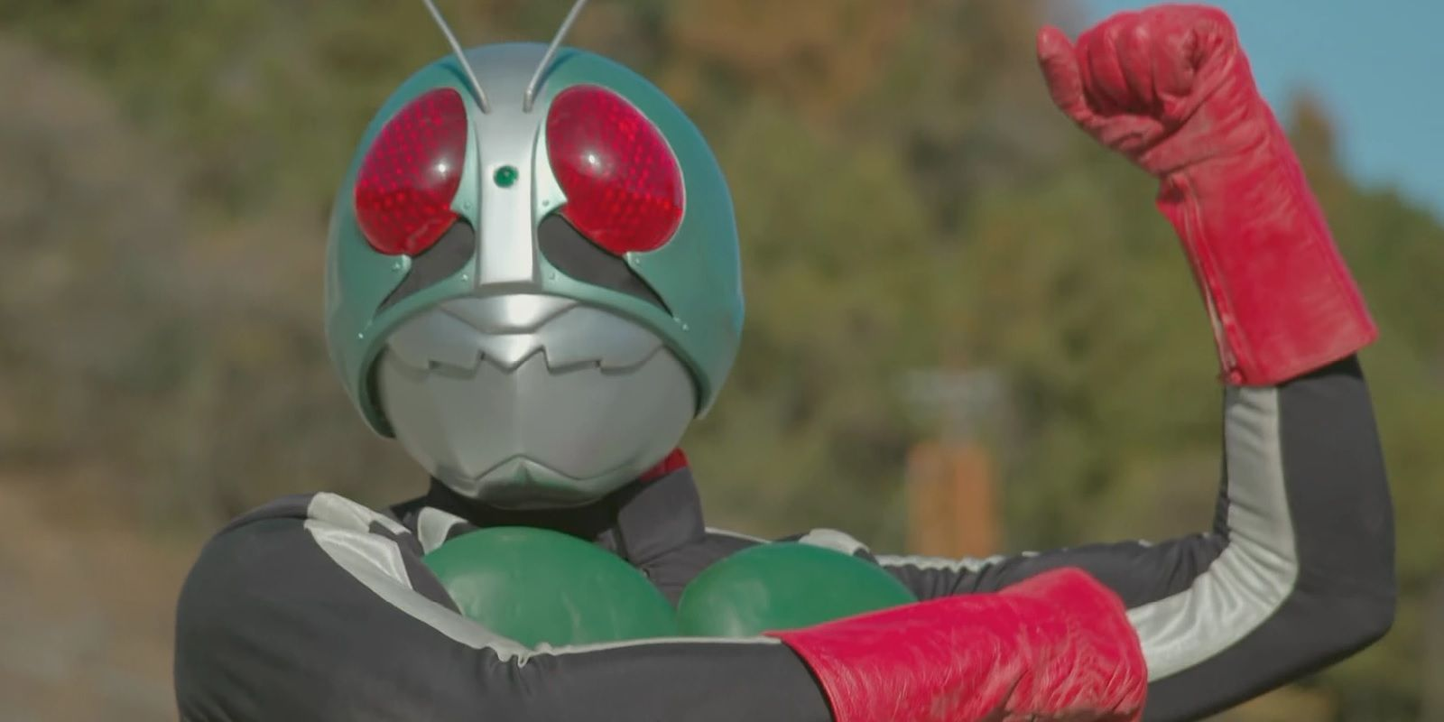 The Original Kamen Rider Is Coming to YouTube - for Free | CBR