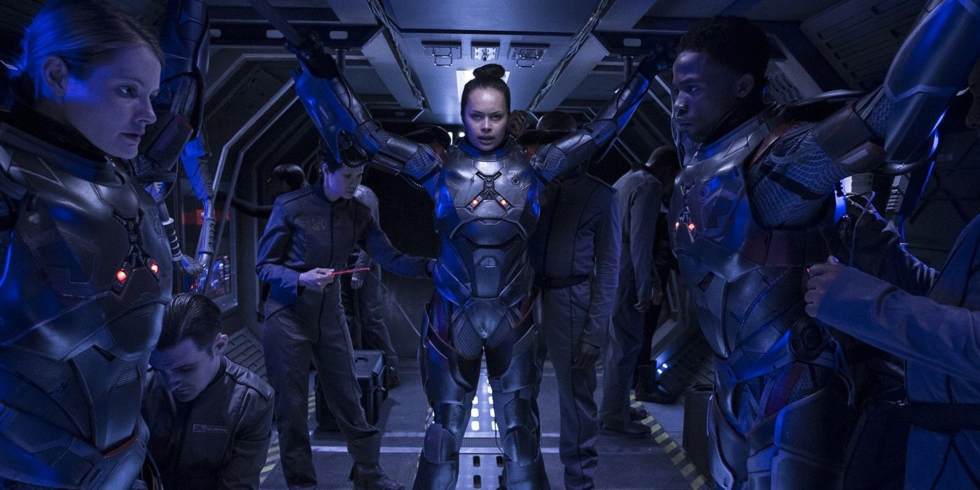 The Expanse: How Admiral Duarte and Laconia, Explained Set Up Season 6